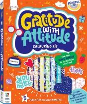Mindful Me Gratitude with Attitude Colouring Kit