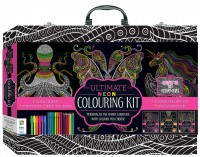Kaleidoscope Ultimate Neon Colouring Carry Case