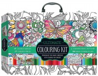 Kaleidoscope Ultimate Colouring Carry Case: Nature
