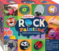 Awesome Rock Painting