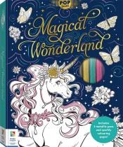 Pop Sparkle Colouring Kit: Magical Wonderland