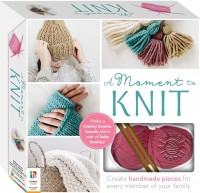 A Moment to Knit Deluxe Kit
