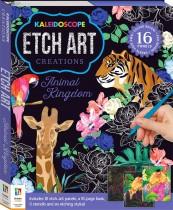Kaleidoscope Etch Art Creations: Animal Kingdom