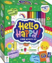 Super Mindful Me Activity Kit: Hello Happy