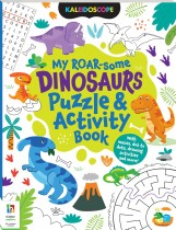 My Roar-some Dinosaurs Puzzle and Activity Book