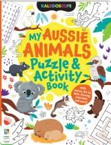 My Aussie Animals Puzzle and Activity Book