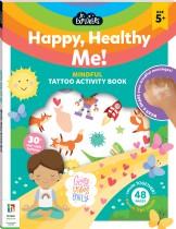 Junior Explorers Activity Book: Happy, Healthy Me!