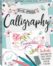 Brush-Marker Calligraphy Kit (Small Format)