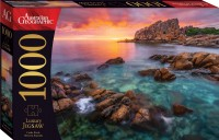 Australian Geographic 1000-piece Jigsaw: Castle Rock
