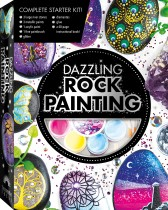 Dazzling Rock Painting Box Set
