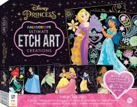 Kaleidoscope Ultimate Etch Art Kit: Disney Princess