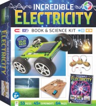 Science Kit: Incredible Electricity (US ed)