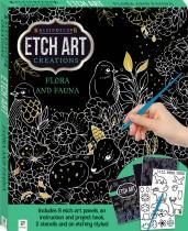 Etch Art Mini Kit: Flora and Fauna