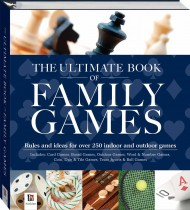 Ultimate Book of Family Games (2021 ed)