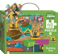 Junior Jigsaw: Building Site (large)