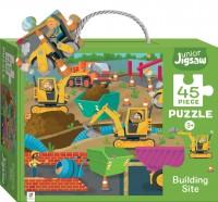 Junior Jigsaw: Building Site (large)