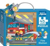Junior Jigsaw: Fire Station (small)