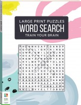 Large Print Puzzle Books: Wordsearch 1