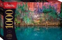 Australian Geographic 1000-piece Jigsaw: Lawn Hill Gorge