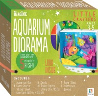 Little Crafter: Aquarium Diorama