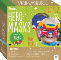 Little Crafter: Hero Masks