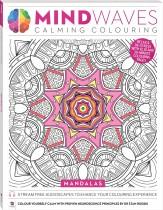 Mindwaves Calming Colouring: Mandalas