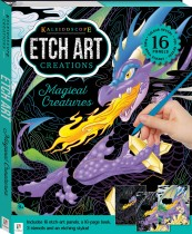Kaleidoscope Etch Art Creations: Magical Creatures