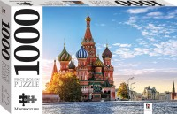 St Basils Catherdal, Russia 1000 piece jigsaw