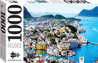 Alesund, Norway 1000 piece jigsaw