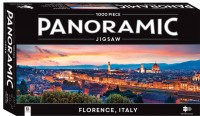 1000 Piece Panoramic Jigsaw Puzzle Florence, Italy