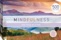 Mindfulness 500pc Jigsaw Puzzle: Mountains