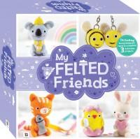 My Felted Friends Needle Felting Kit