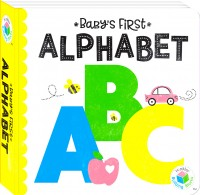 Building Blocks Neon Baby's First Alphabet