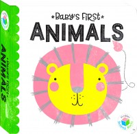 Building Blocks Neon Baby's First Animals