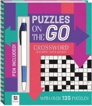 Puzzles on the Go: Crossword Series 7