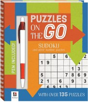 Puzzles on the Go: Sudoku Series 7