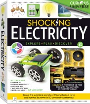 Curious Universe Science Box Set: Shocking Electricity