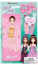 Dress-up Girls Tin: Lola & Maya