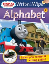 Thomas Write & Wipe: Alphabet
