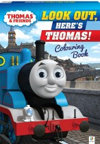 Thomas and Friends: Look out! Here's Thomas! Jiggly Eyes