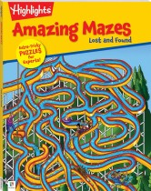 Highlights Amazing Mazes: Lost and Found