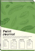 Point Journal (Green)