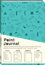 Point Journal (Teal)