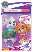 Inkredibles PAW Patrol Invisible Ink: Skye