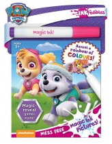 Inkredibles Paw Patrol Pink Magic Ink Pictures