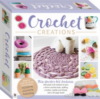 Craftmaker Crochet Small Kit