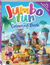 Jumbo Fun Colouring: Pirates