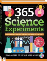 365 Awesome Science Experiments Refresh