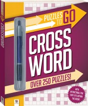 Puzzles to Go Series 1: Crossword
