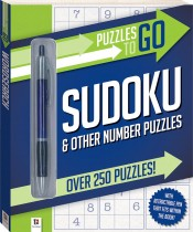 Puzzles to Go Series 1: Sudoku